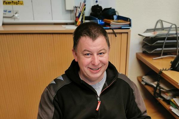 Michael Cvik - Assistent des Geschäftsführers